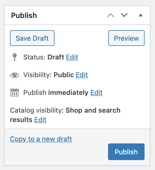 publish your product