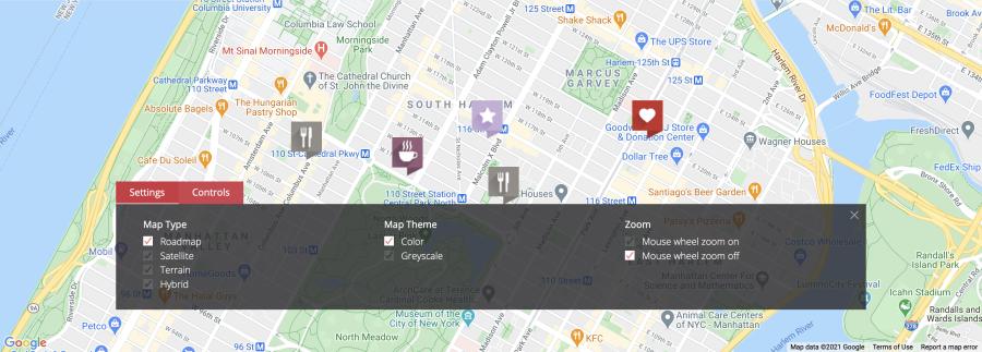 Hero Maps Premium plugin