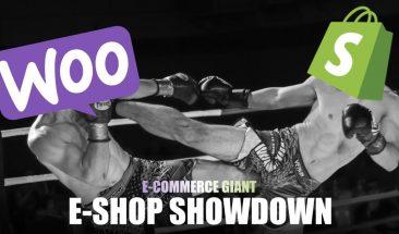 Shopify vs WooCommerce: E-Shop Showdown